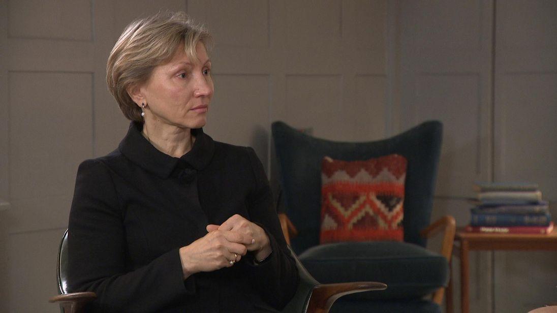 Marina Litvinenko speaks to Kay Burley about the Salisbury spy poisoning and Russia's response.