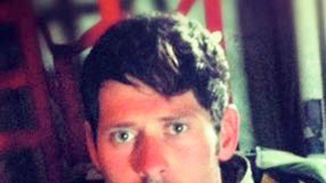 Sergeant Matt Tonroe was killed on Thursday