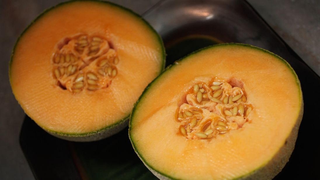 Australia checking whether contaminated rockmelons had been exported