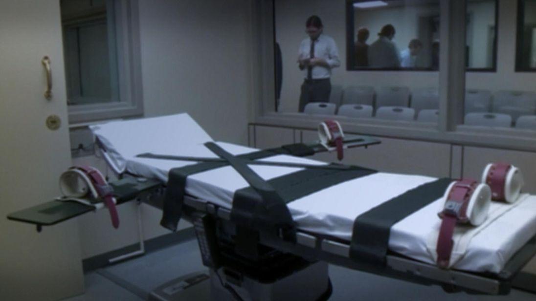 oklahoma to use nitrogen gas to execute death row inmates