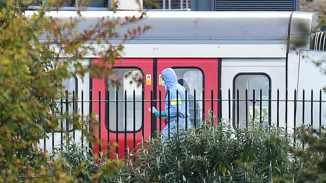Teenager 'planned lethal attack by planting IED on tube'