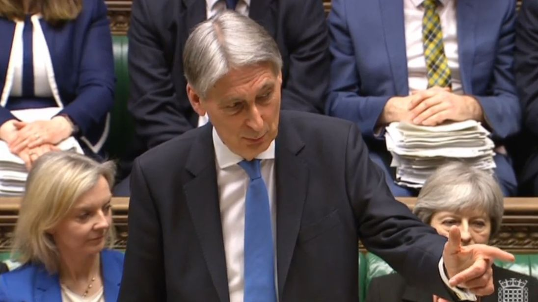 Spring Statement: Chancellor consults on tax charges to tackle plastic waste