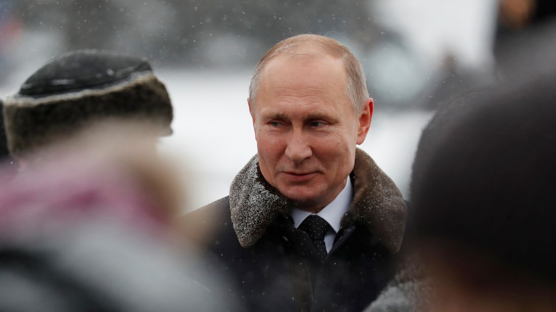 Putin prevails: Russian president re-elected for fourth term