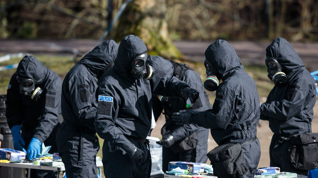 Mr Shulgin said that OPCW officials were welcome to inspect suspected chemical weapon sites