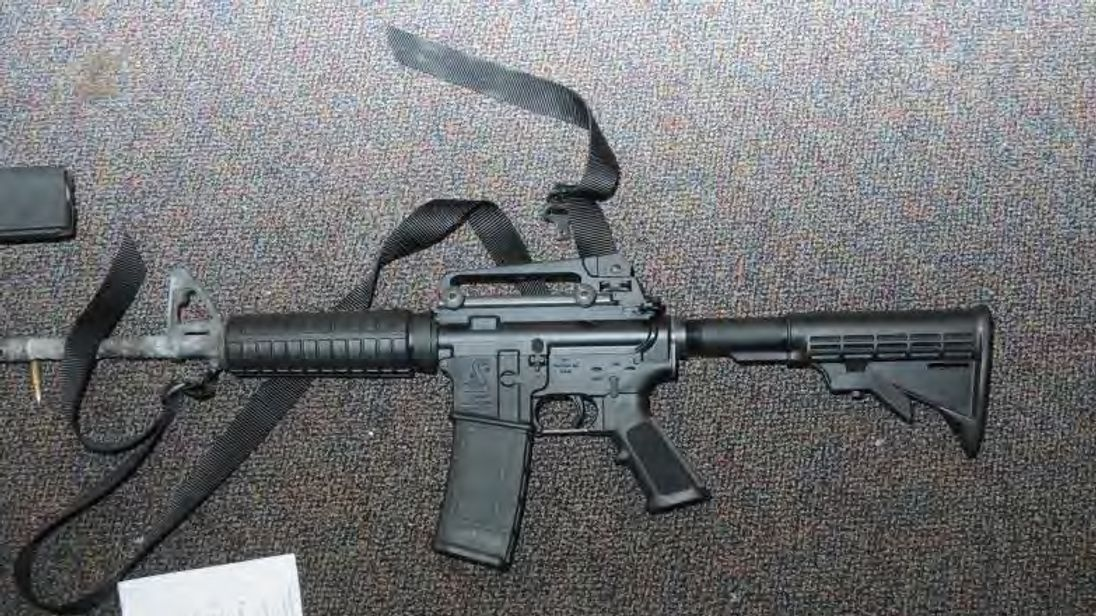 Remington made the Bushmaster rifle used in the Sandy Hook school shooting in Connecticut in 2012