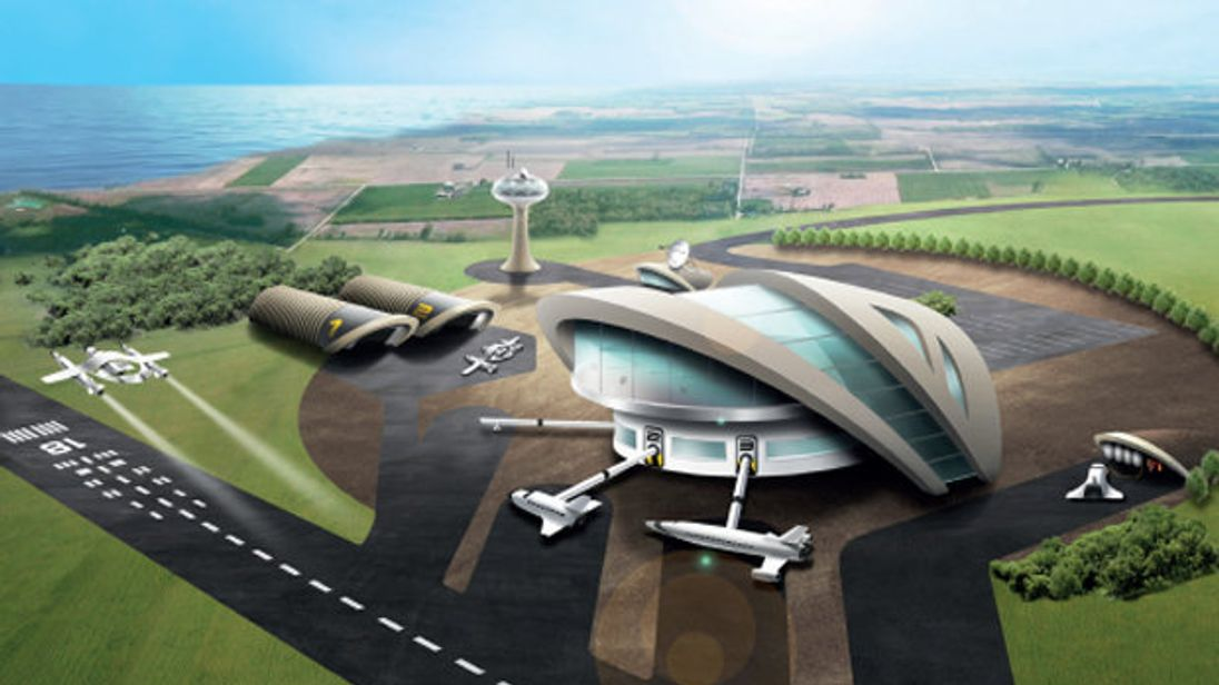 Spaceport would bring opportunities for Britain Skynews-spaceport-preswick_4255716