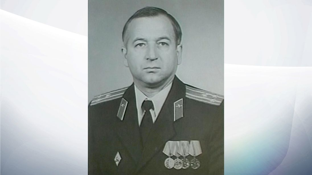 Sergei Skripal was a colonel in Russian military inteligence