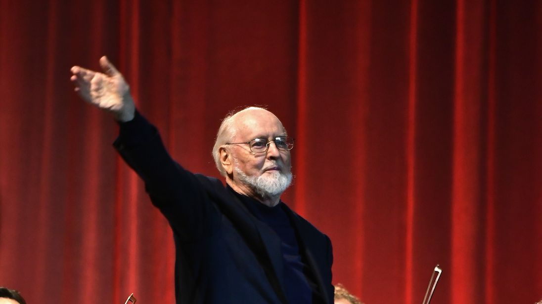Composer John Williams hints 'Star Wars: Episode IX' will be his last