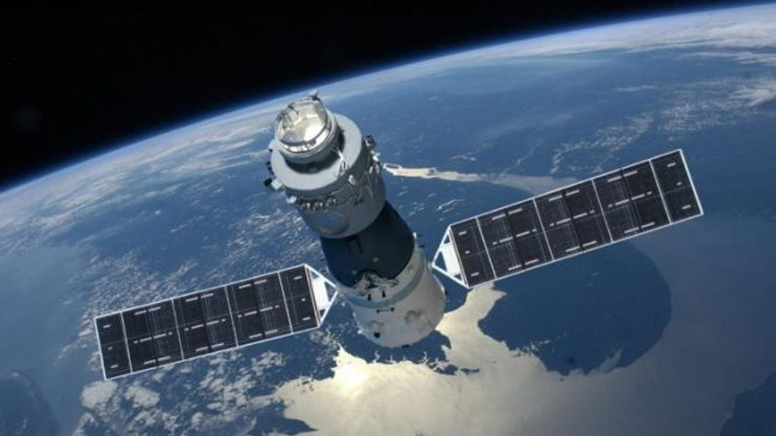 Out-of-orbit Chinese space station will fall to Earth soon
