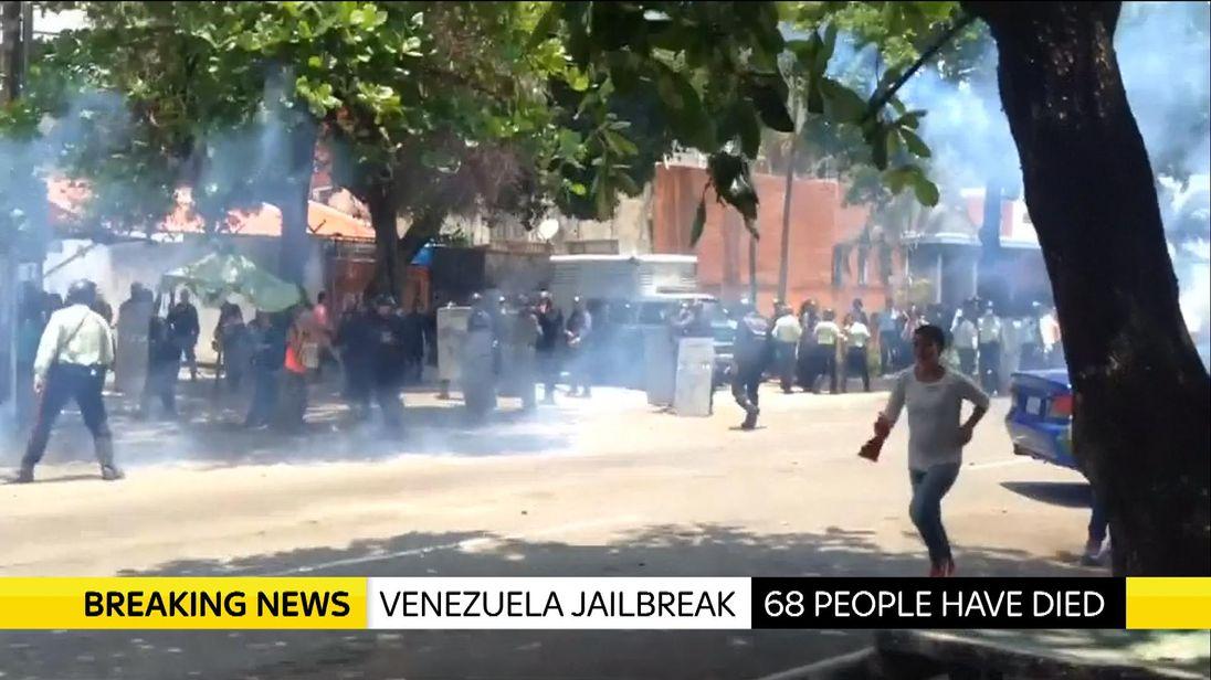 Rights groups demand probe into Venezuela deaths