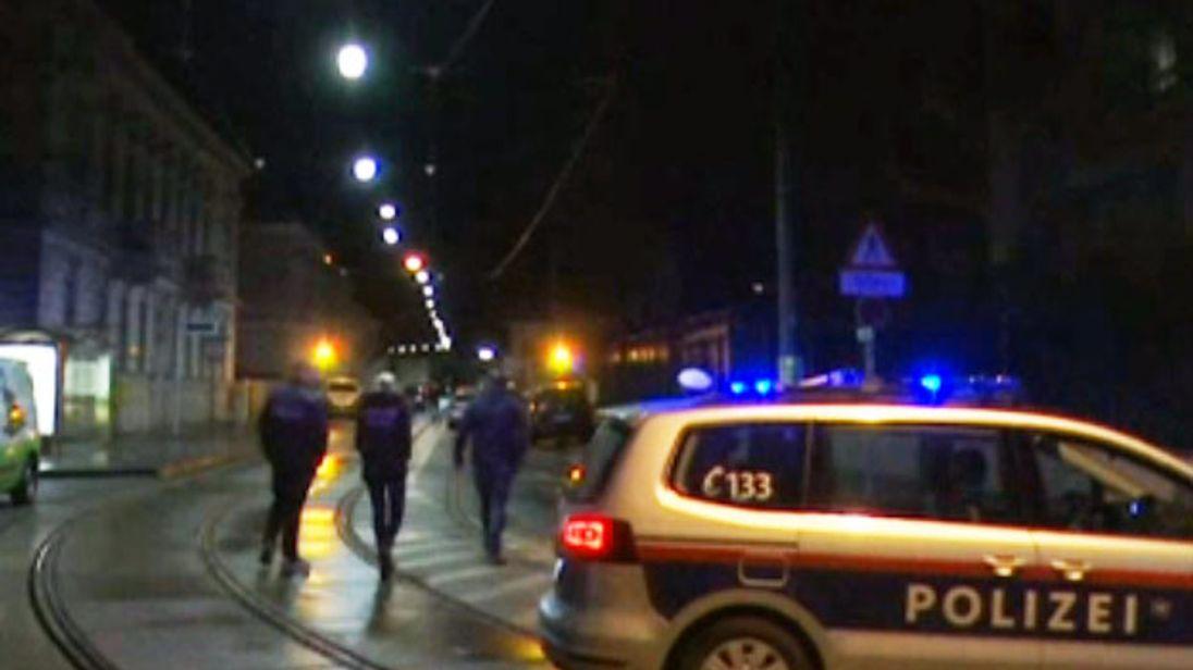 Attacker shot dead outside Iran diplomat's Vienna residence