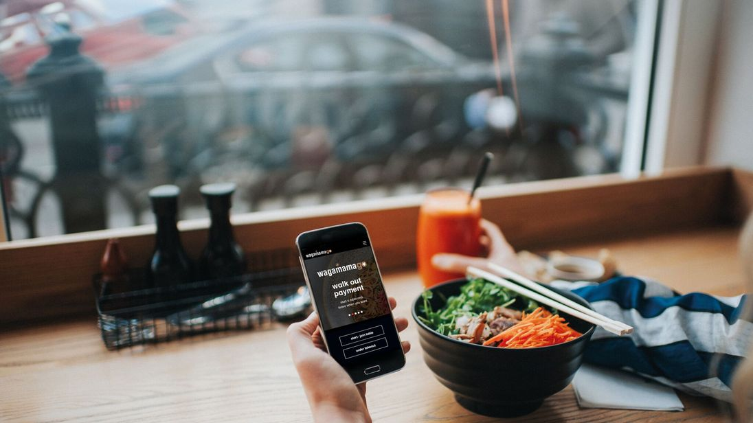 Wagamama is a UK-based chain offering Asian-inspired cuisine. Pic: Wagamama