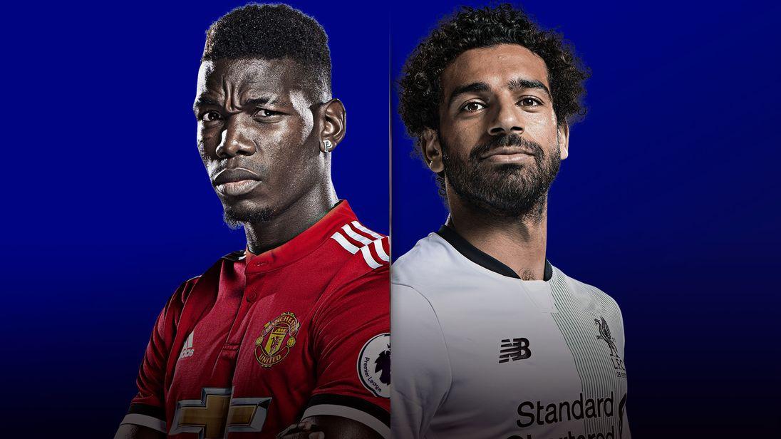 ليفربول ومانشستر يونايتد بث مباشر