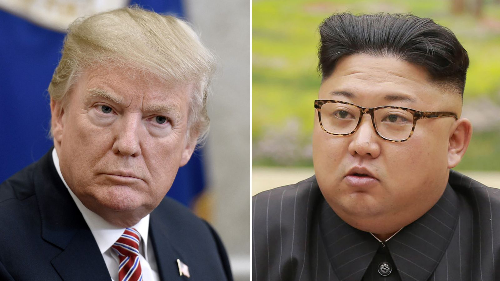 Trump: We'll have to see if N Korea summit still on