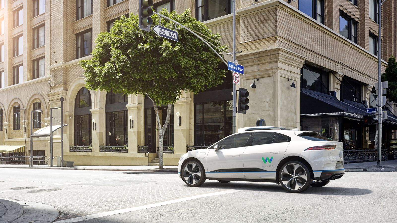 Waymo to buy 20,000 Jaguar electric cars
