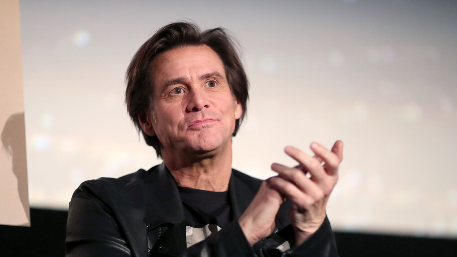 Is Jim Carrey's latest painting anti-Christian?