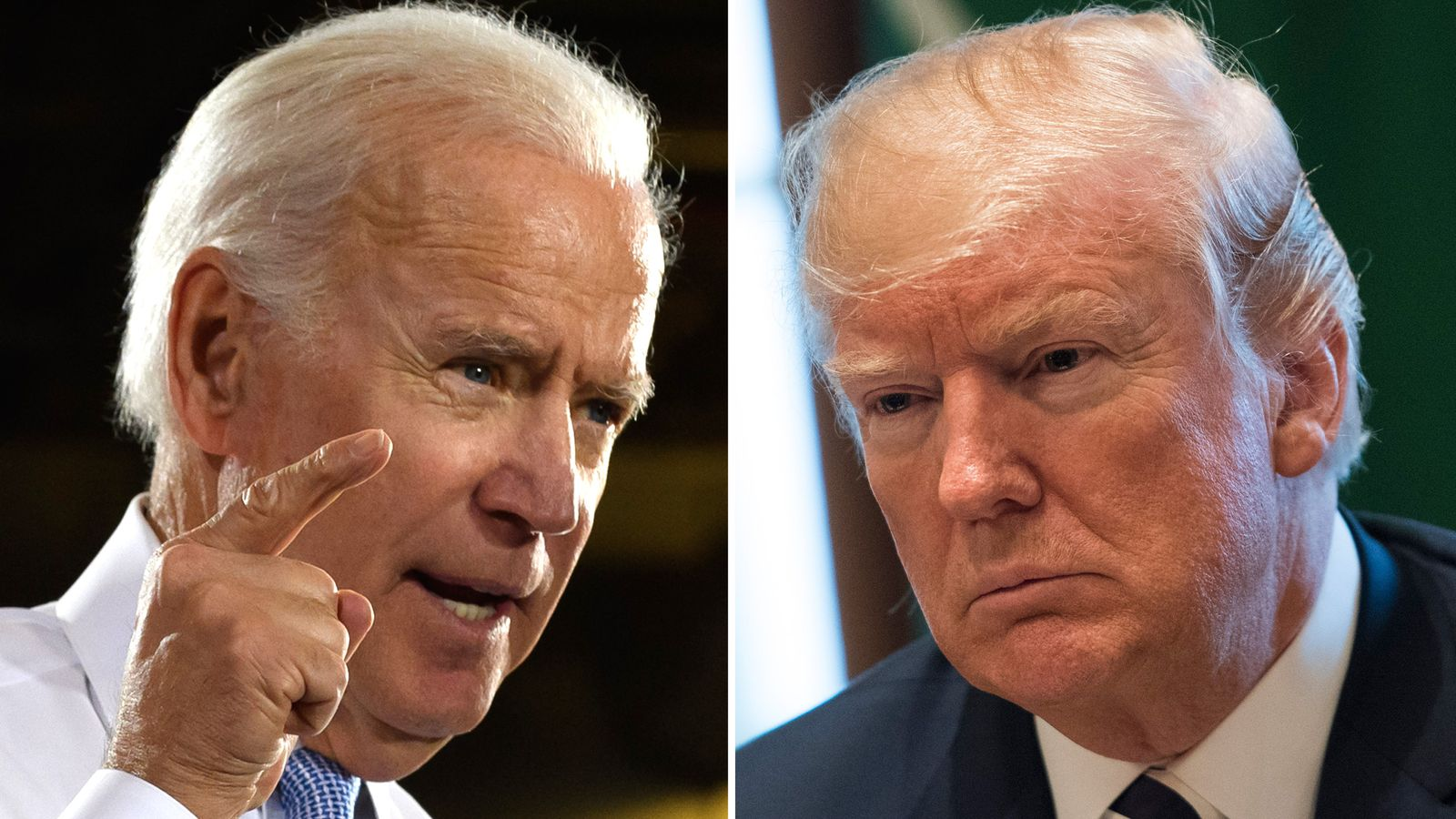 Joe Biden beating Trump in the polls - but will America stick with 'the devil it knows'?