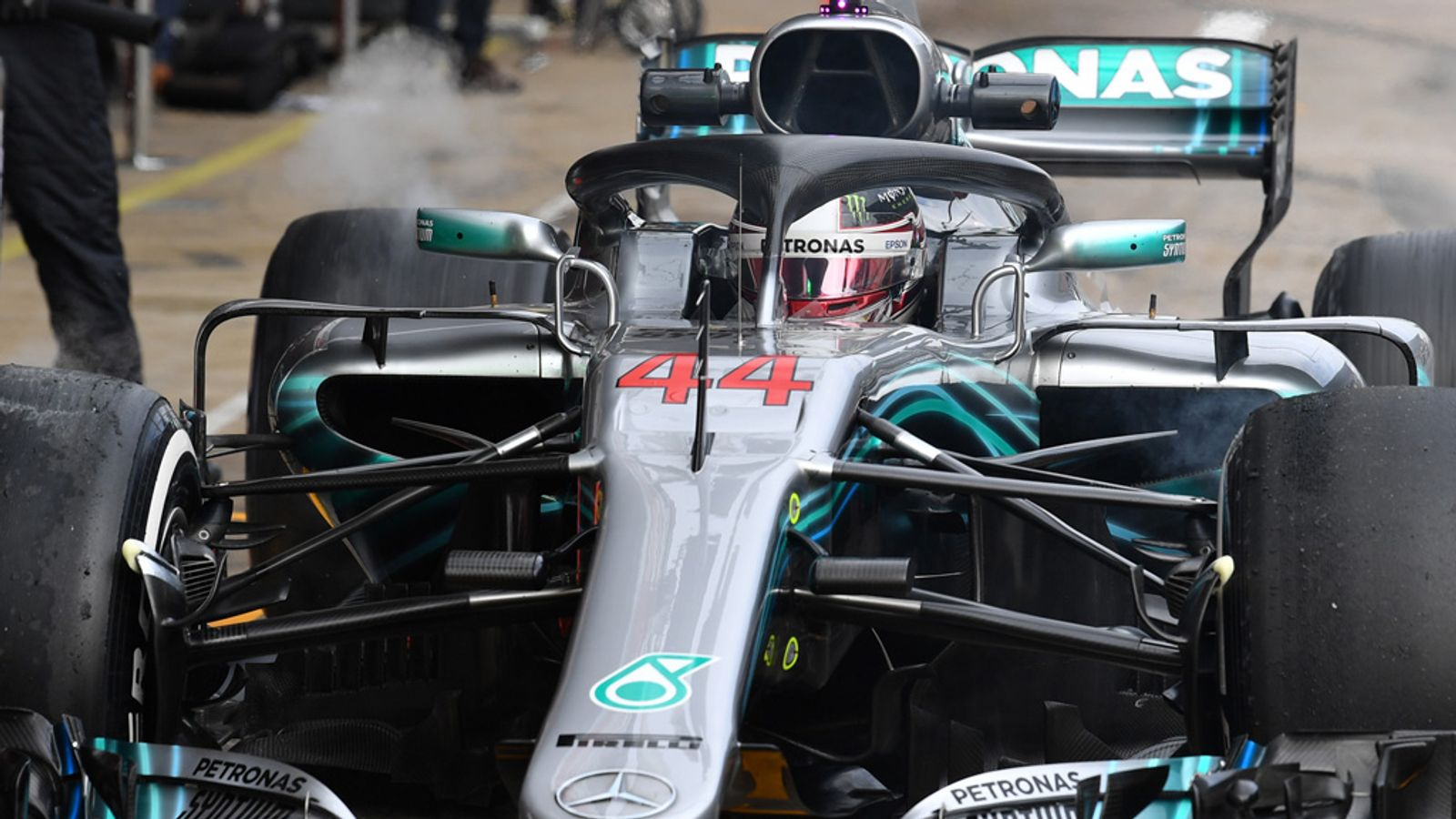 F1 2018 Testing Day Four Lewis Hamilton Back On Track Top Vettel Expects Indian Circuit To Be Secondfastest