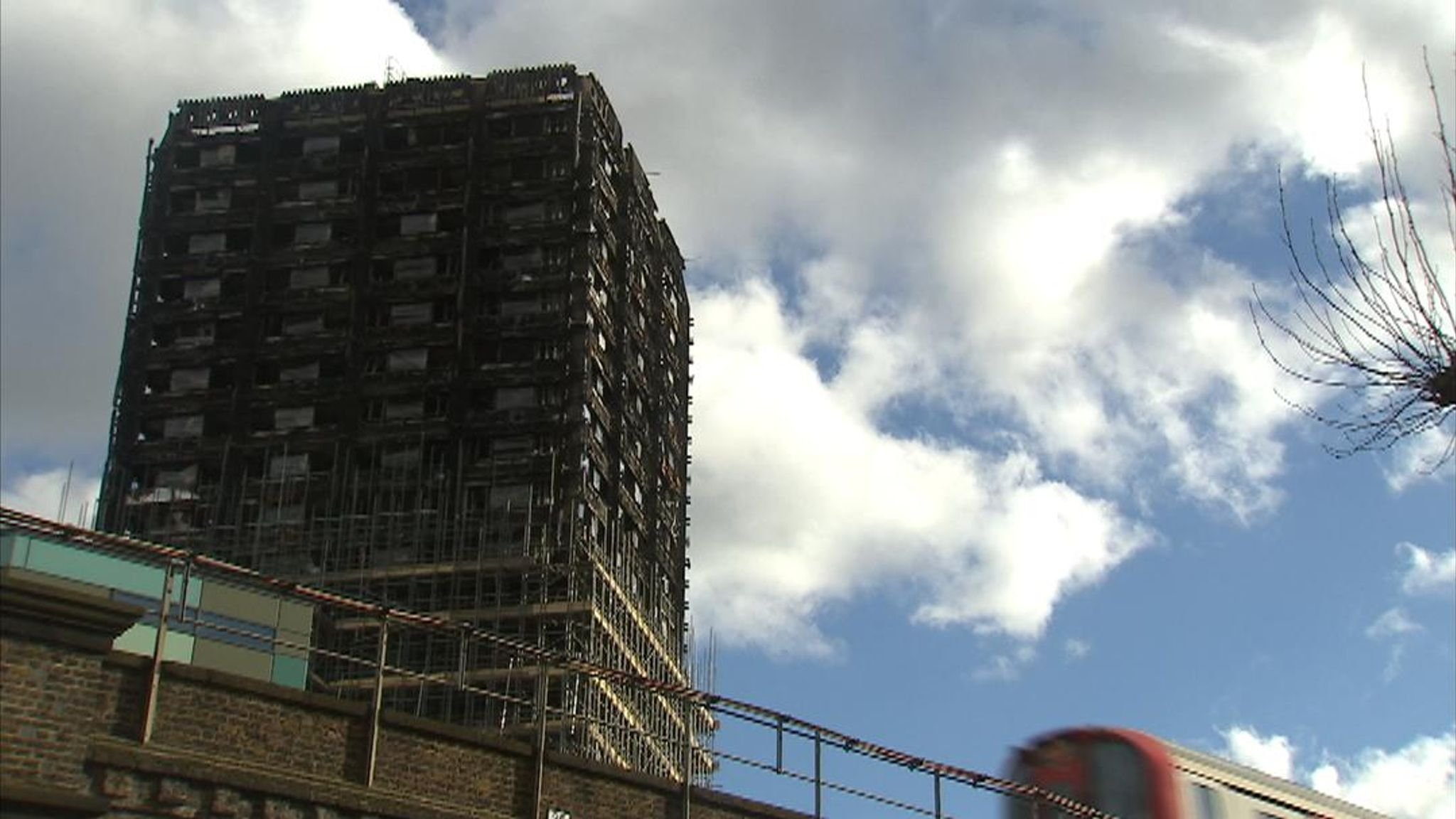 Grenfell businesses faced with bankruptcy and closure