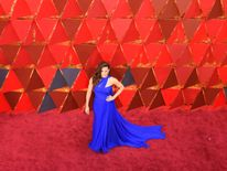 Actress Jennifer Garner arrives for the 90th Annual Academy Awards on March 4, 2018, in Hollywood, California