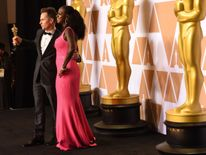 Oscars: Time's Up built to last in Hollywood and beyond