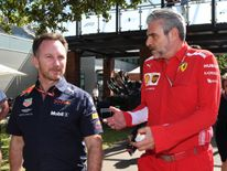 Maurizio Arrivabene and Christian Horner clash over Ferrari appointing Laurent Mekies