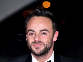 Anthony 'Ant' McPartlin attending the National Television Awards 2018 held at the O2 Arena, London, Tuesday January 23, 2018