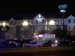 Police tracked down the Texas bombing suspect to Round Rock near Austin