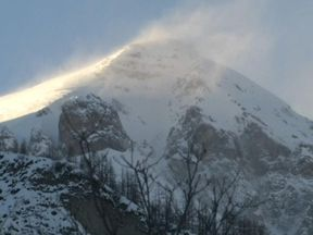 Four skiers died in the Mercantour National park in the French Alps on Friday