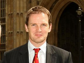 MP for Central Suffolk and North Ipswich Dr Dan Poulter