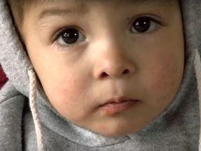 Little Donald Trump of Kabul, Afghanistan. Pic: Radio Free Europe/Radio Liberty via Storyful