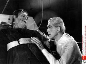 Moviestore Collection/REX/Shutterstock House Of Frankenstein 1944