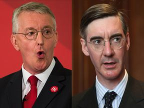 jacob rees-mogg hilary benn composite