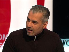 Maajid Nawaz on The Pledge