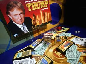 Trump: The Game was first launched in 1989, but failed to live up to its own hype