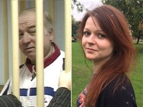 Sergei Skripal, 66, and his daughter Julia are in a critical condition