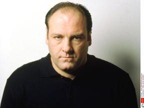 Set 2110140  Image 2110140v  Photographer Snap Stills/REX/Shutterstock  The Sopranos - 1990s James Gandolfini  1990s