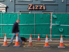 Trace elements of the nerve agent have been found at a Zizzi restaurant in Salisbury