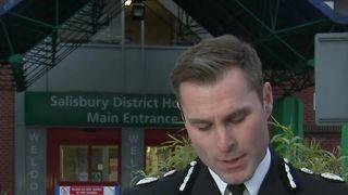 Wiltshire Chief Constable Kier Pritchard