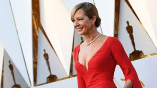 Actress Allison Janney arrives for the 90th Annual Academy Awards on March 4, 2018, in Hollywood, California