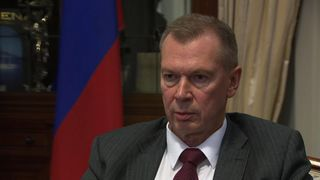 One of Russia's most senior diplomats has spoken to Sky News about the Salisbury poisoning. Alexander Shulgin is ambassador to the Netherlands & Russia's representative at the OPCW (the global chemical weapon watchdog).