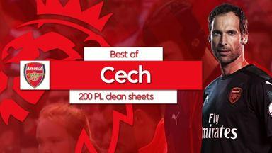 Petr Cech's best PL saves