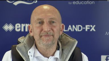 Holloway: We've shown great character