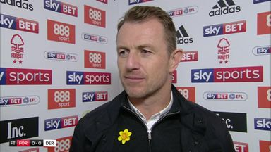 Rowett pleased with players