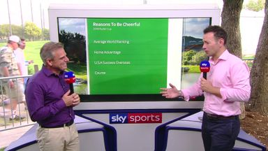 Ryder Cup: Reasons to be cheerful