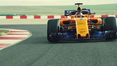 Stoffel's first taste of the MCL33