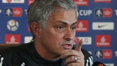 Relive Jose's emotional rant in full