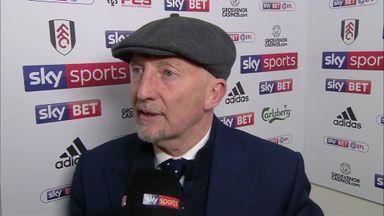 Holloway: We should have won