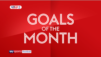 League Two GOTM - February