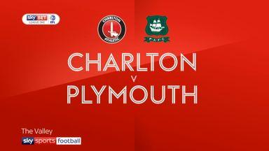 Charlton 2-0 Plymouth